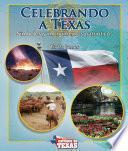 libro Celebrando A Texas (celebrating Texas)