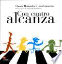 libro Con Cuatro Alcanza / Four Is Enough