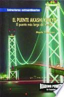 libro El Puente Akashi Kaikyo