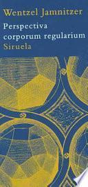 libro Perspectiva Corporum Regularium