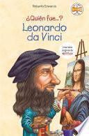 libro ¿quién Fue Leonardo Da Vinci?