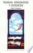 libro Rumias, Graznidos Y Gorjeos