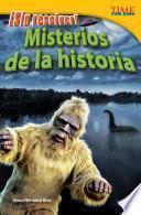 libro ¡sin Resolver! Misterios De La Historia