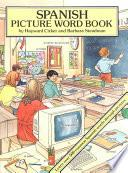 libro Spanish Picture Word Book