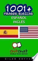 libro 1001+ Frases Bsicas Espaol   Ingls