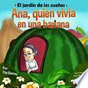 libro Ana, Quien Vivia En Una Banana