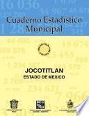 Jocotitlán Estado De México. Cuaderno Estadístico Municipal 1996