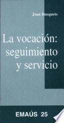 libro La Vocación