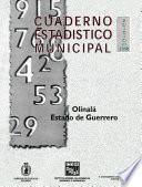 Olinalá Estado De Guerrero. Cuaderno Estadístico Municipal 1998