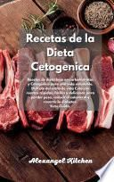 libro Recetas De La Dieta Cetogenica