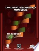 Tlapacoyan Estado De Veracruz. Cuaderno Estadístico Municipal 1997
