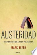 libro Austeridad