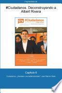 libro Capítulo 6 De #ciudadanos. Ciudadanos, ¿liberales O Socialdemócratas?