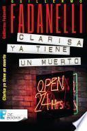 libro Clarisa Ya Tiene Un Muerto