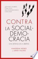 libro Contra La Socialdemocracia