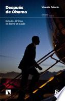 libro Después De Obama