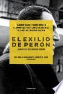 libro El Exilio De Perón