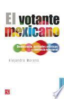 libro El Votante Mexicano
