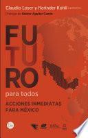 libro Futuro Para Todos