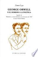 libro George Orwell