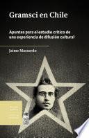 libro Gramsci En Chile