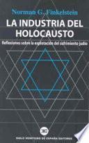 libro La Industria Del Holocausto