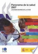 libro Panorama De La Salud 2007 Los Indicadores De La Ocde