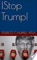 libro ¡stop Trump!