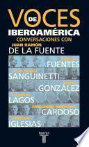 libro Voces De Iberoamérica