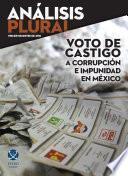 libro Voto De Castigo A Corrupción E Impunidad En México