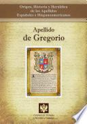 Apellido De Gregorio