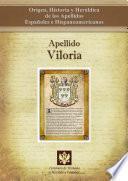 libro Apellido Viloria