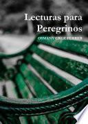libro Spa Lecturas Para Peregrinos