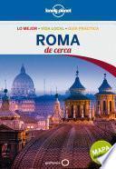 libro Roma De Cerca 3