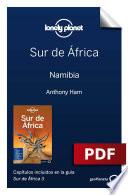 Sur De África 3. Namibia